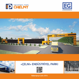 endüstriyel parkı