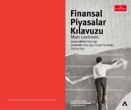 Levinson, Marc (2014) Finansal Piyasalar Kılavuzu, Çevirenler