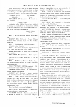 Meclisi Mebusan t: 12 19 Şubat 1336 (1920) C : 2 TBMM