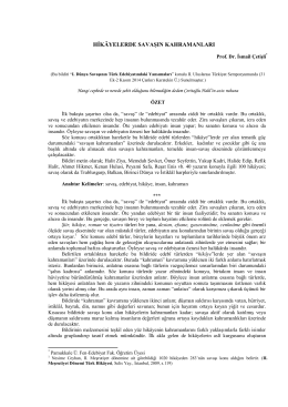 dosyayı indir - prof.dr. ismail çetişli