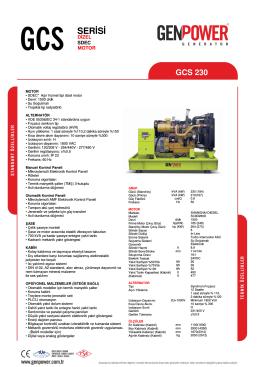 GCS 230