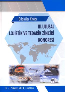 Bolat, S. ve Esmer. S. (2014) Küresel Tedarik Zincirinde Limanların