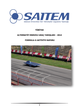 Formula G 2014