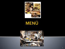 Aşçılık Programı II. Öğretim Mutfak Çeşitleri Dersi 4