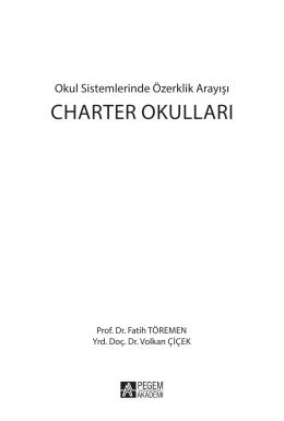 charter okulları
