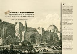 Edirnekapı Mihrimah Sultan Camii Tamirleri ve Onarımları