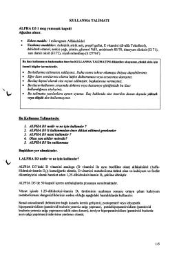 KULLANMA rar,irr^lrt - Ilacprospektusu.com