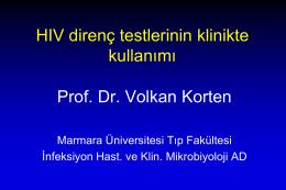 HIV-1 - Klimik