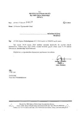12t1ll2O 14 - mersin - mezitli ilçe millî eğitim müdürlüğü