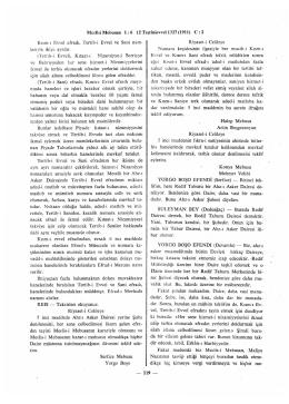 Meclisi Mebusan İ : 6 12 Teşrinievvel 1327 (1911) C : 2 Kısmı Evvel