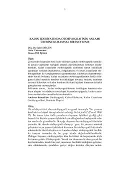 İndir (PDF, 215KB) - Prof. Dr. Sabri Eyigün Germanist / Sosyolog