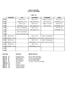 2014-2015güz ders programı_PSK