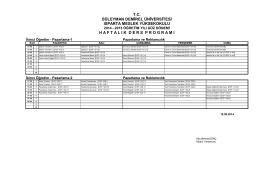 Pazarlama_İÖ - Isparta Meslek Yüksekokulu