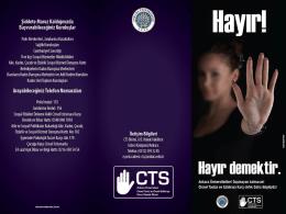 CTS Sunu-2014 (pdf) - Ankara Üniversitesi