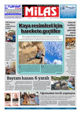 01.08.2014 per embe - Milas Medya Arşivi