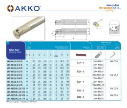 AIKT-HK-R/L-20-2-T6 AIKT-HK-R/L-25-2-T6 AIKT-HK-R/L-20