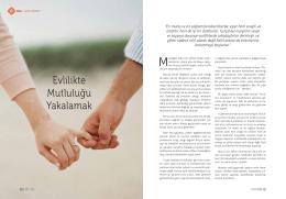 Evlilikte Mutluluğu Yakalamak