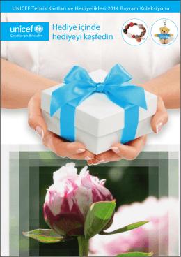 Hediye içinde hediyeyi keşfedin - UNICEF Türkiye Milli Komitesi