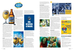 Efes Pilsen - Superbrands