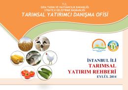 bitkisel üretim - TC Gıda Tarım ve Hayvancılık Bakanlığı