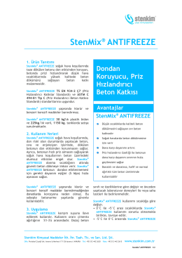 StenMix® ANTIFREEZE