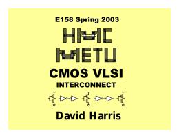 CMOS VLSI