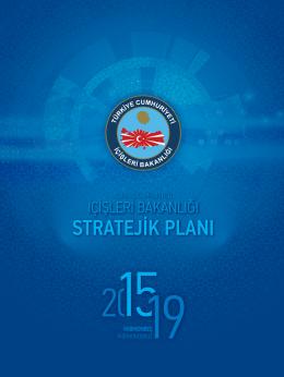 Stratejik Plan - İçişleri Bakanlığı