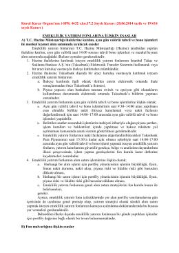 buradan - Sermaye Piyasası Kurulu