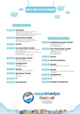 Program! - Sosyal Medya Festivali