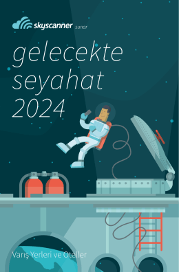 Bölüm 3 PDF - The Future of Travel | Skyscanner