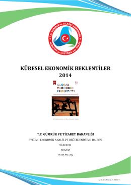 Dünya Bankası Küresel Ekonomik Beklentiler Raporu