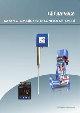 kazan otomatik seviye kontrol sistemleri