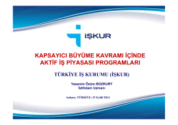 WG2 ISKUR - Yasemin Ozum Bozkurt TR [Read