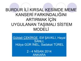 Dr. Güldali ÇEKİRGE