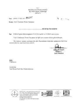 Ah8±KTN - mersin - mezitli ilçe millî eğitim müdürlüğü
