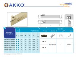 ADKT-ITG-R/L-2020-3-T8 ADKT-ITG-R/L-2525-3-T8 ADKT