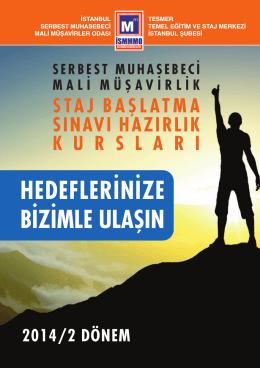 Eğitim - İstanbul Serbest Muhasebeci Mali Müşavirler Odası