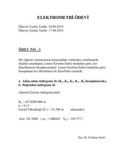 ödev 1 açıklama