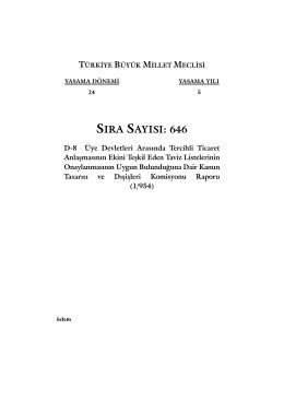 646 - Türkiye Büyük Millet Meclisi