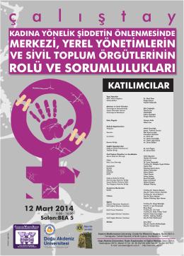 katılımcılar - Eastern Mediterranean University