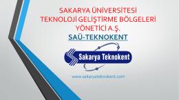 saü-teknokent - Sakarya Üniversitesi Uzaktan Eğitim Araştırma ve