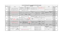 3. YIL 4. YIL 2014-2015 EĞİTİM