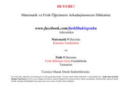 www.facebook.com/farklibakisgrubu