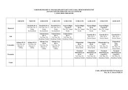 tarım bilimleri ve teknolojileri fakültesi tarla bitkileri bölümü 2014