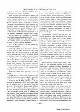 Meclisi Mebusan t : 44 18 Temmuz 1328 (1912) C : 2 kaliyyen ve