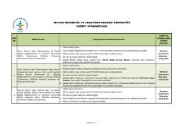 seyhan rehberlik ve araştırma merkezi müdürlüğü hizmet standartları