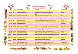 özel ak umut anaokulu mart ayı yemek listesi