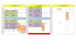 ODMFR 2015 İzmir Kongresi BİLİMSEL PROGRAM 18 Nisan 2015