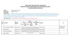 29762 - Faruk Saraç Tasarım Meslek Yüksekokulu | FarukSarac.edu.tr