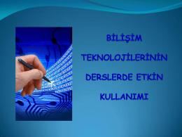 e-içerik